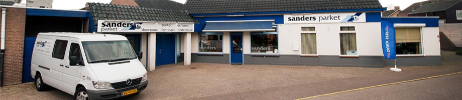 Sanders Parket locatie
